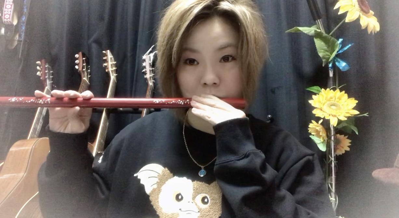 【邦楽キナコ録 25】篠笛はじめました。_f0115311_05251662.jpeg