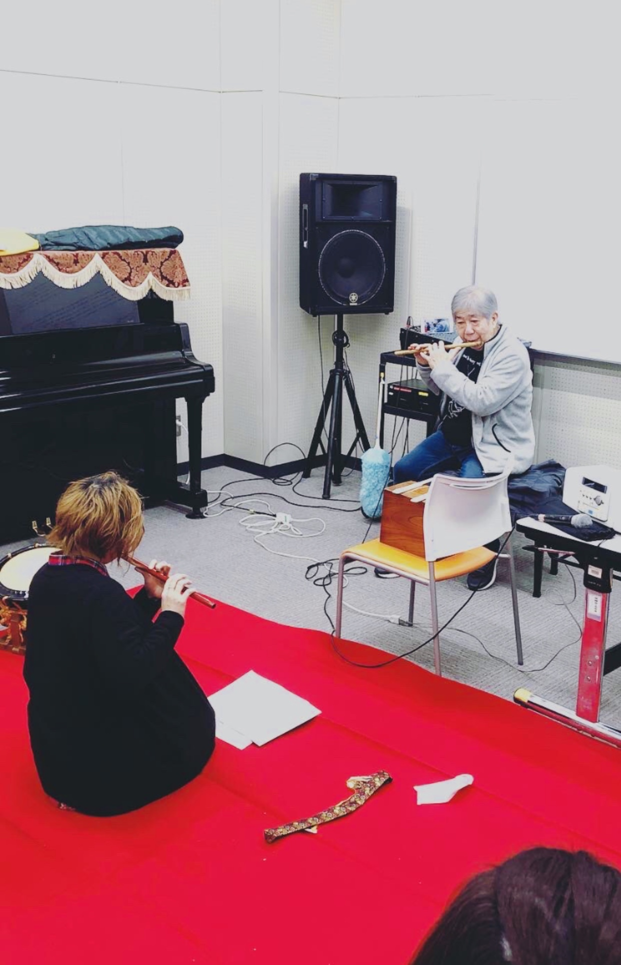 【邦楽キナコ録 25】篠笛はじめました。_f0115311_06221259.jpeg