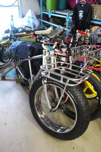 試乗車はこれ   札幌 自転車屋。_a0139912_10263924.jpg