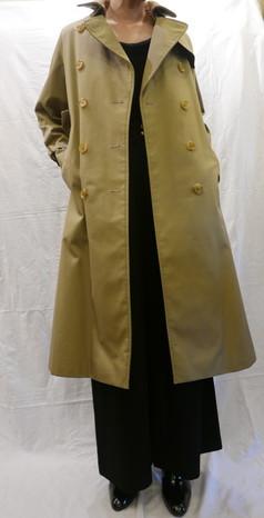 一枚袖 BURBERRY coat_f0144612_07155756.jpg