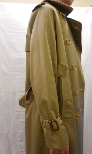 一枚袖 BURBERRY coat_f0144612_07160207.jpg