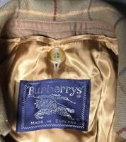 一枚袖 BURBERRY coat_f0144612_07161591.jpg