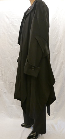 Yohji Yamamoto Dress coat_f0144612_07364559.jpg