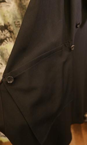 Yohji Yamamoto Dress coat_f0144612_07365371.jpg