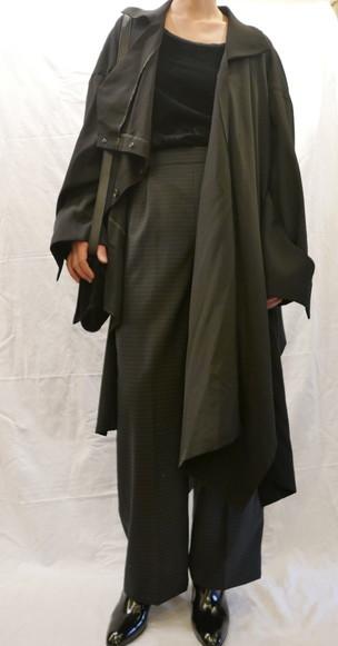 Yohji Yamamoto Dress coat_f0144612_07365726.jpg