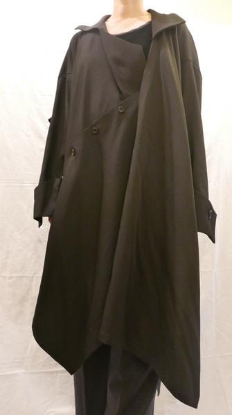 Yohji Yamamoto Dress coat_f0144612_07370199.jpg