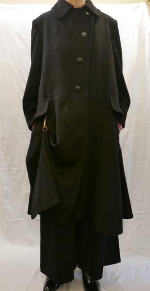 Hermes Cashmere Coat 裾金具_f0144612_07410828.jpg
