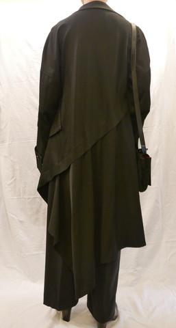 Yohji Yamamoto Dress coat_f0144612_07463302.jpg