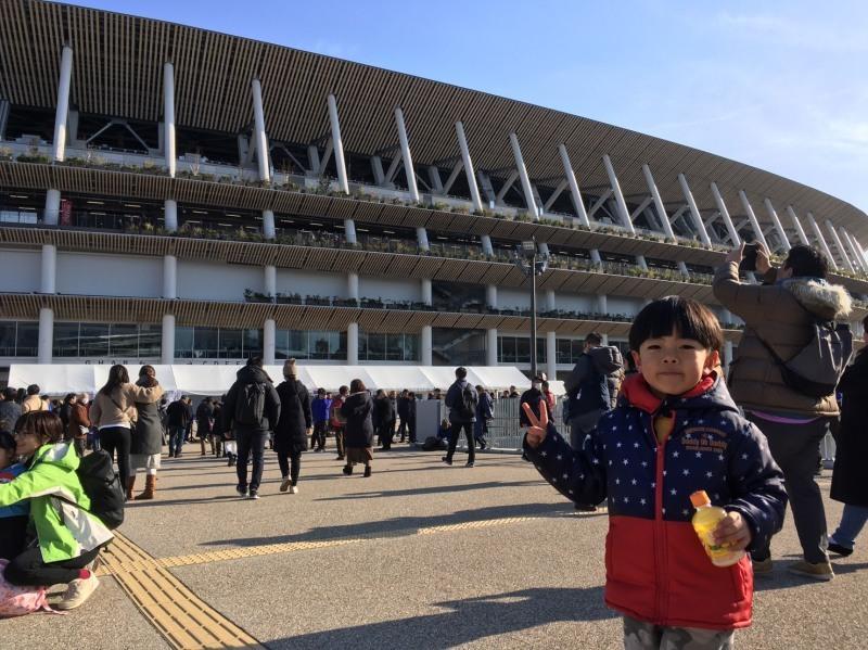 早稲田大学VS明治大学 ラグビー決勝戦_b0019313_18472490.jpg