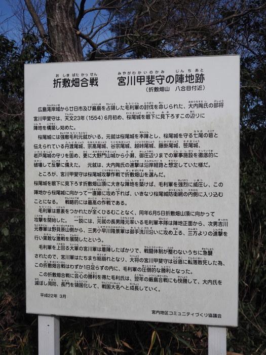 折敷畑山登山_c0116915_23472371.jpg