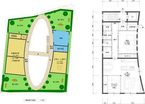アンビルドシリーズ1 楕円の中庭_d0057215_15281189.jpg