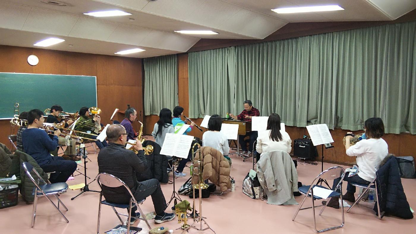 1月5日(日)松尾高校定期演奏会&楽団練習後記_f0200416_14015455.jpg