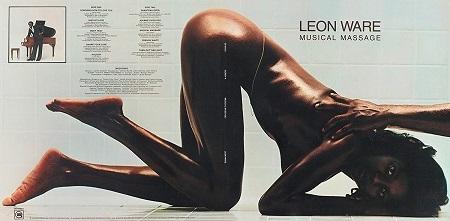 Leon Ware「Musical Massage」(1976)_c0048418_23052955.jpg