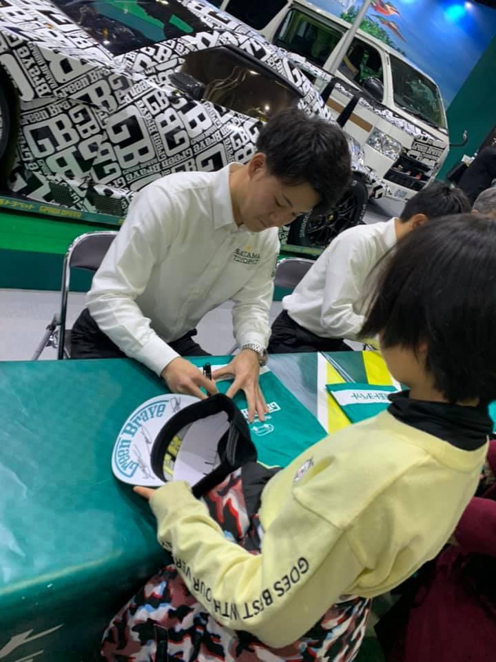 【ニュース】埼玉トヨペットGreen BraveスーパーGT体制発表_c0224820_08490433.jpg