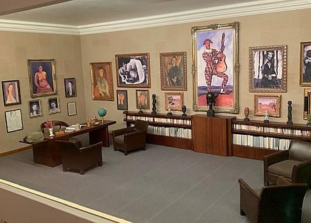 ルノワールとパリに恋した12人の画家たち_d0248537_08020633.jpg