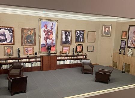 ルノワールとパリに恋した12人の画家たち_d0248537_08021440.jpg