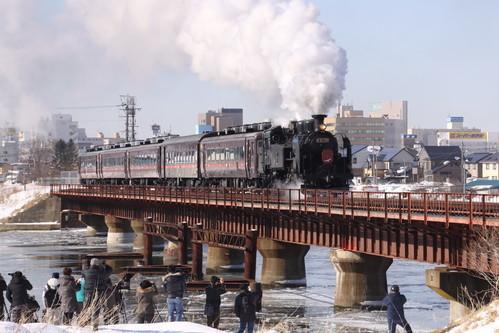 冬の道東観光はじまるよ 1月11日_f0113639_14024311.jpg