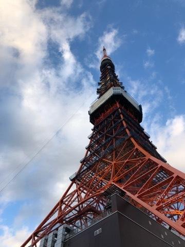 ASA YOGA@東京タワー大展望台! 再び担当させていただきます♪_a0267845_14324994.jpg