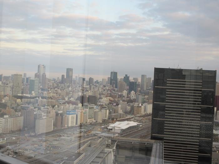 【ストリングスホテル東京】美味しいお洒落な朝食【クラブインターコンチ】_b0009849_12092753.jpg