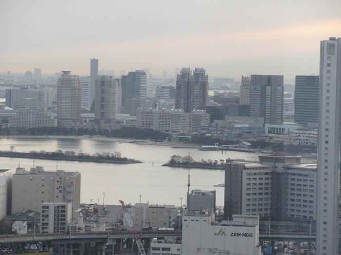【ストリングスホテル東京】美味しいお洒落な朝食【クラブインターコンチ】_b0009849_12103105.jpg