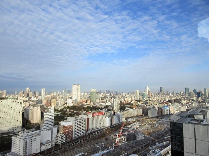 【ストリングスホテル東京】美味しいお洒落な朝食【クラブインターコンチ】_b0009849_12141385.jpg