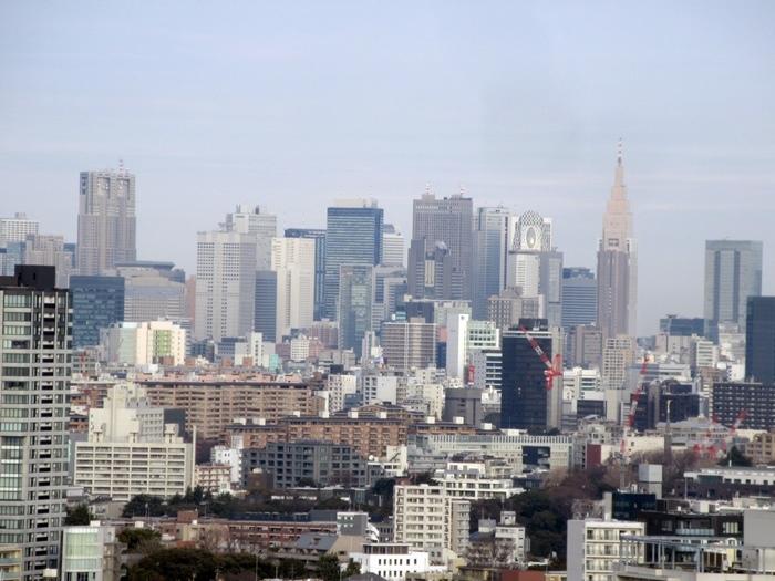 【ストリングスホテル東京】美味しいお洒落な朝食【クラブインターコンチ】_b0009849_12144085.jpg