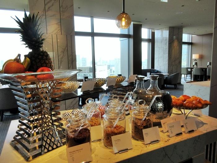 【ストリングスホテル東京】美味しいお洒落な朝食【クラブインターコンチ】_b0009849_12160144.jpg