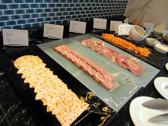 【ストリングスホテル東京】美味しいお洒落な朝食【クラブインターコンチ】_b0009849_12190760.jpg