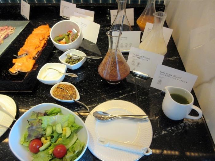 【ストリングスホテル東京】美味しいお洒落な朝食【クラブインターコンチ】_b0009849_12192581.jpg