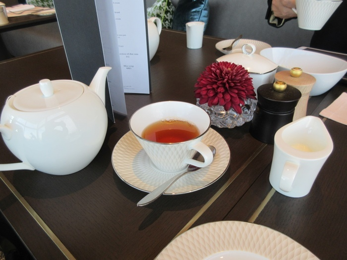 【ストリングスホテル東京】美味しいお洒落な朝食【クラブインターコンチ】_b0009849_12203739.jpg