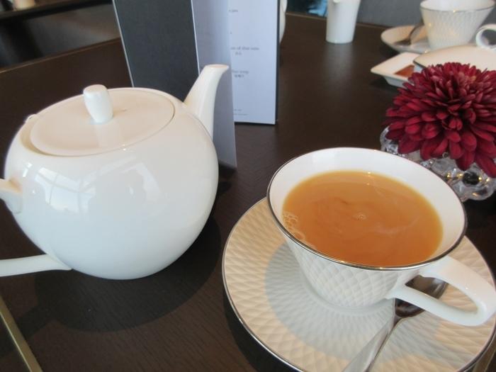【ストリングスホテル東京】美味しいお洒落な朝食【クラブインターコンチ】_b0009849_12221863.jpg