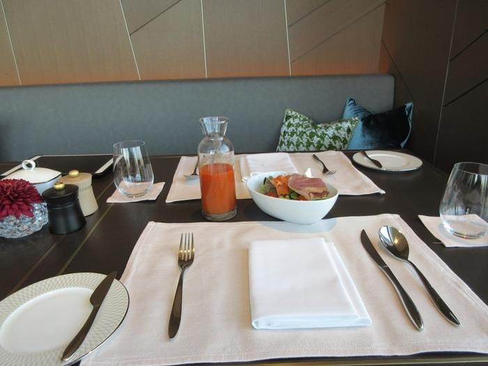 【ストリングスホテル東京】美味しいお洒落な朝食【クラブインターコンチ】_b0009849_12230174.jpg