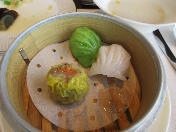 【ストリングスホテル東京】美味しいお洒落な朝食【クラブインターコンチ】_b0009849_12264808.jpg