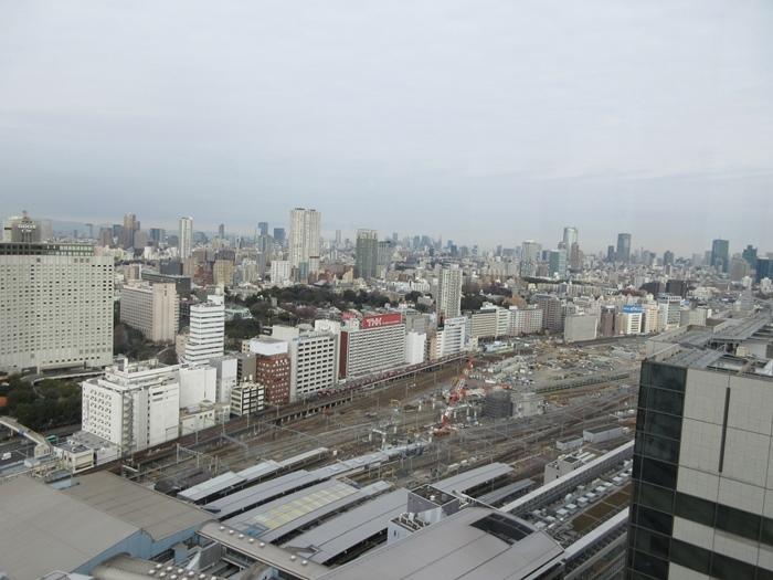 【ストリングスホテル東京】美味しいお洒落な朝食【クラブインターコンチ】_b0009849_12320871.jpg