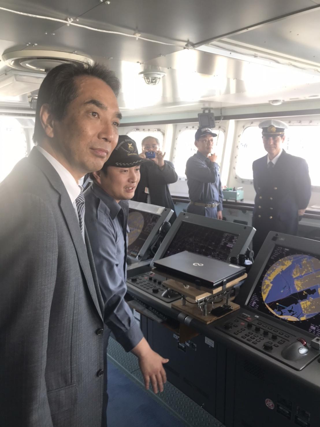 漁業取締船「照洋丸」視察_a0143152_13090782.jpeg