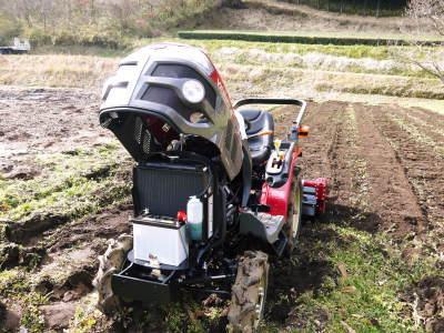 赤いトラクターがやってきた!命名「虎次郎」!今年は自らの農業にもさらに力入れていきます!!_a0254656_17460205.jpg