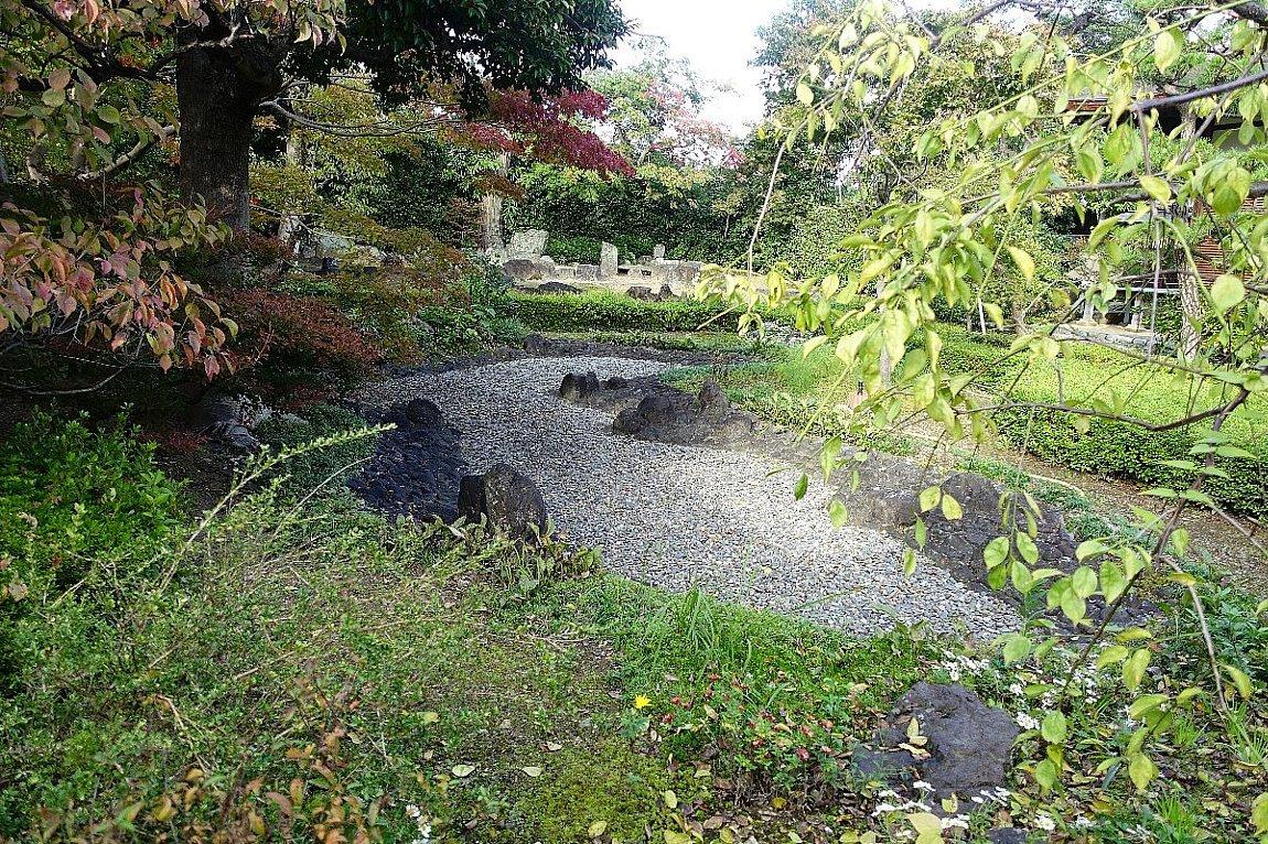 普門寺 方丈西庭「心字の庭」_c0112559_10071550.jpg