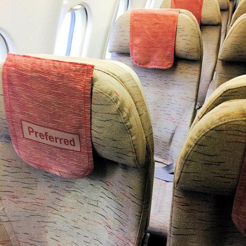 ソウル旅行 1 アシアナ航空 足楽シート(プリファードシート)でソウルへ!!&プードルチャーム♪_f0054260_12211071.jpg
