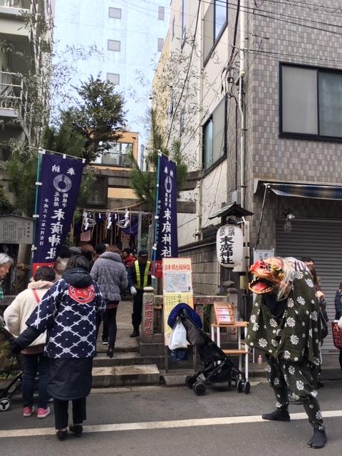 日本橋七福神めぐり~_c0228466_16054888.jpg