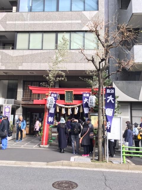 日本橋七福神めぐり~_c0228466_16055468.jpg