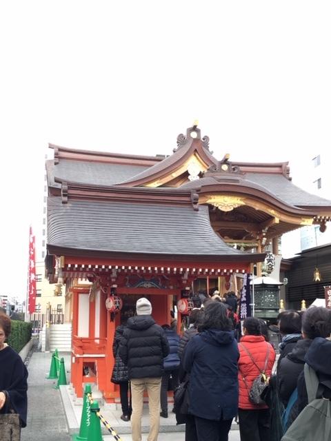 日本橋七福神めぐり~_c0228466_16060120.jpg