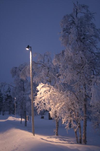 ヴィーナスフォートの噴水、それと、雪の町の絵。_d0193569_08324052.jpg