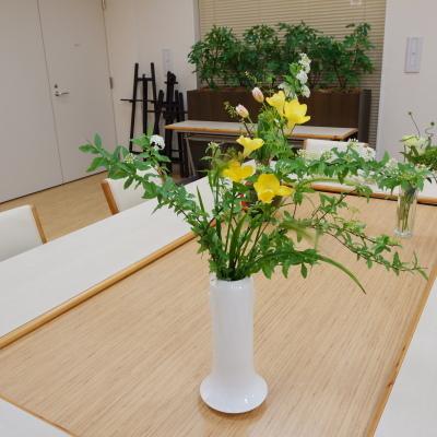 オークリーフ(絵画教室の花11)_f0049672_19192019.jpg
