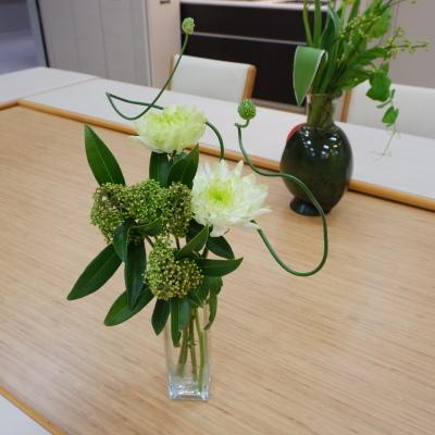 オークリーフ(絵画教室の花11)_f0049672_19192381.jpg