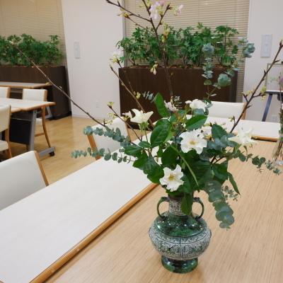 オークリーフ(絵画教室の花11)_f0049672_19192927.jpg