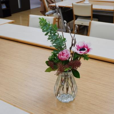 オークリーフ(絵画教室の花11)_f0049672_19193377.jpg