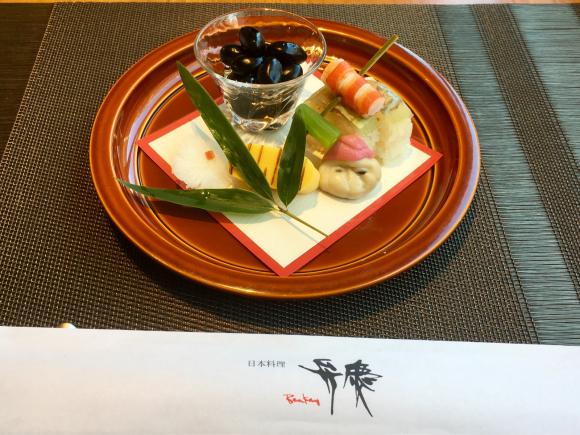 ホテル日航大阪・日本料理弁慶_d0339676_16065008.jpg