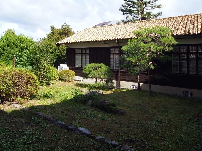 京都大学旧演習林事務室_f0116479_23352680.jpg