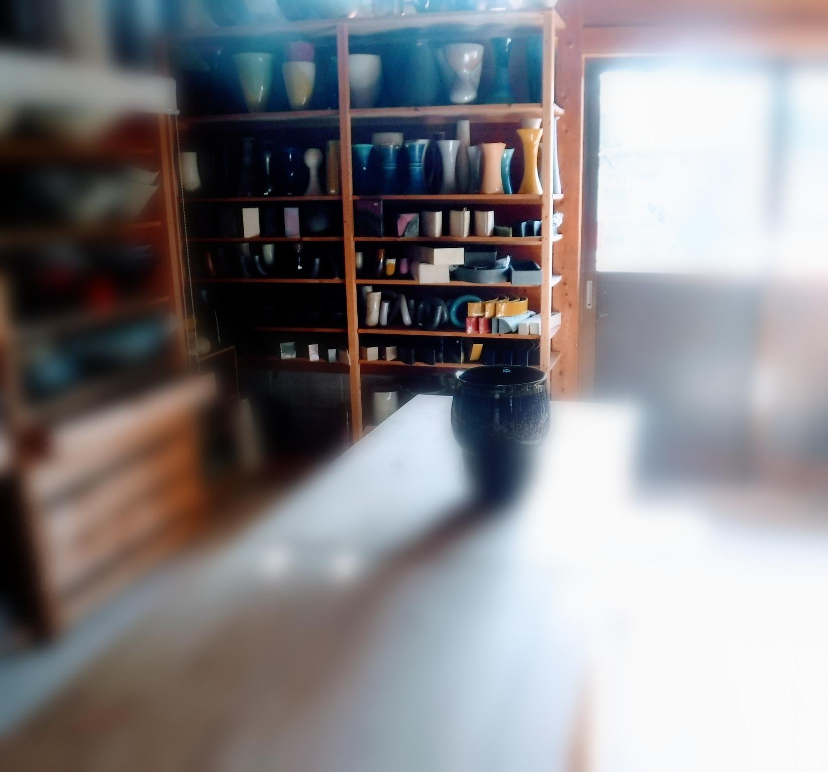 唯一売らない花器が武雄市陽光美術館へ_d0195183_05381864.jpg