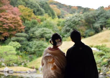 先日写真の仕上がりを取りに来られた新婚のお二人さん........_b0194185_18560046.jpg
